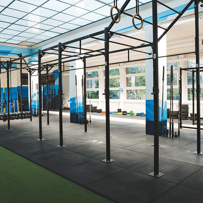 Trainingshalle