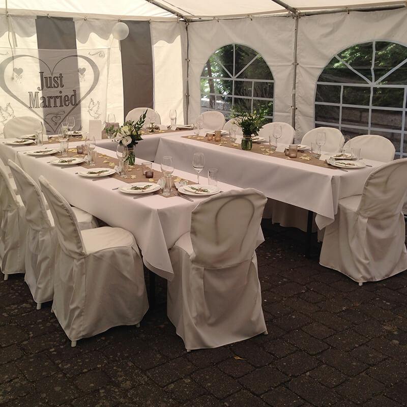 Mein Bergedorf Ewalds Bistro Galeriebild Hochzeitsdekoration