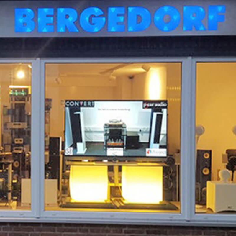 Mein Bergedorf Hifi Studio Bergedorf Fenster