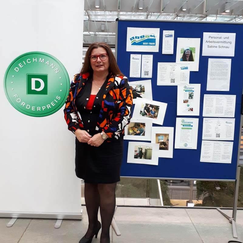 Personal- und Arbeitsvermittlung Sabine Schnau