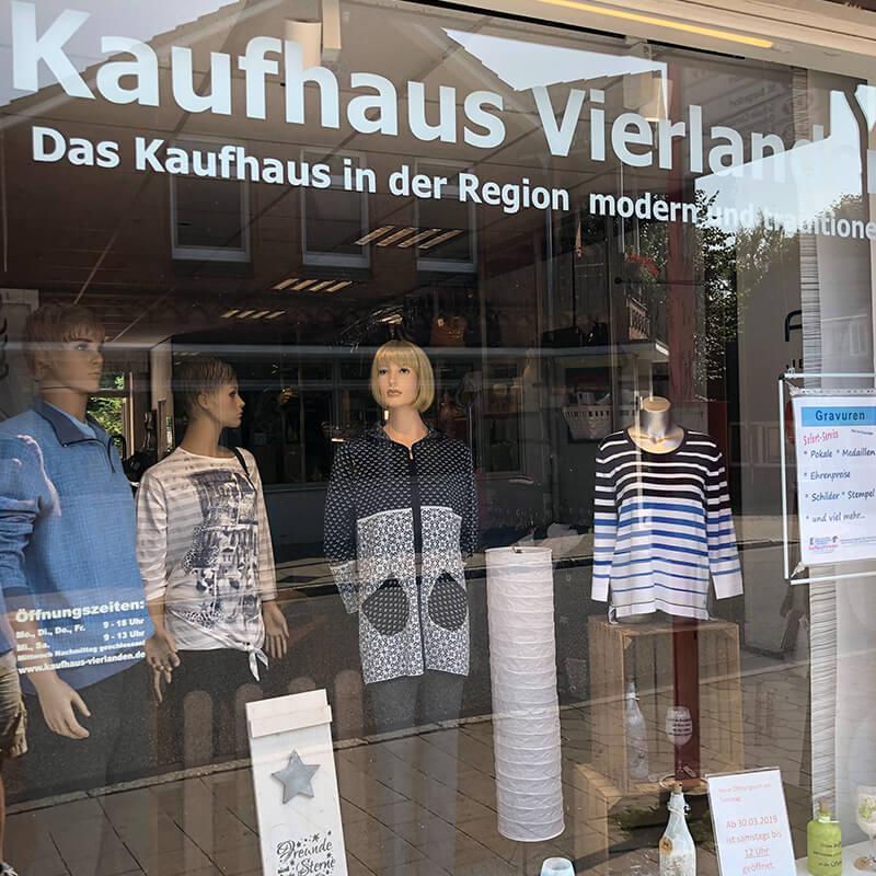 Mein Bergedorf Kaufhaus Vierlanden