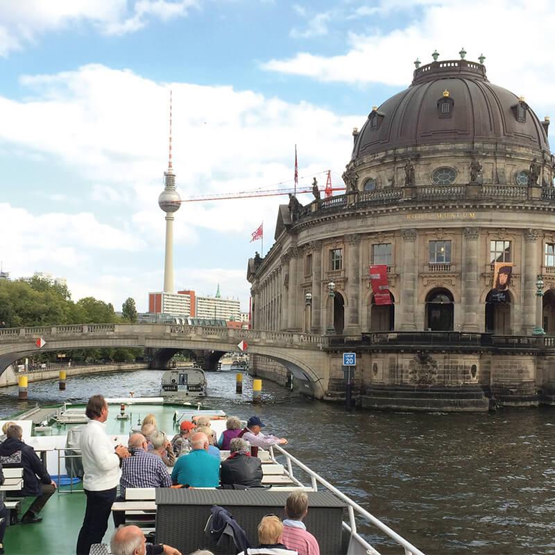 Bergedorfer Schifffahrtslinie Berlin